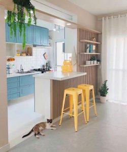 Küçük Mutfaklar İçin Dekorasyon Önerileri 22