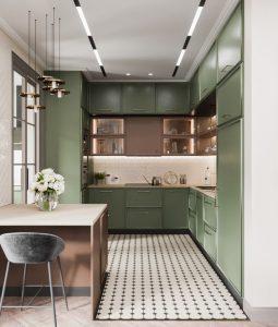 Küçük Mutfaklar İçin Dekorasyon Önerileri 23
