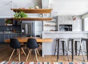 Küçük Mutfaklar İçin Dekorasyon Önerileri 24