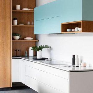 Küçük Mutfaklar İçin Dekorasyon Önerileri 8