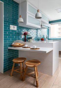 Küçük Mutfaklar İçin Dekorasyon Önerileri 28