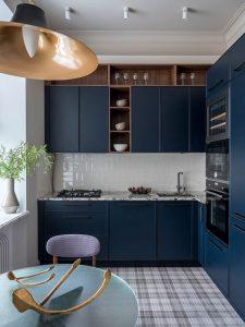 Küçük Mutfaklar İçin Dekorasyon Önerileri 30