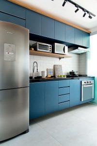 Küçük Mutfaklar İçin Dekorasyon Önerileri 32