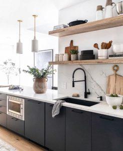 Küçük Mutfaklar İçin Dekorasyon Önerileri 33