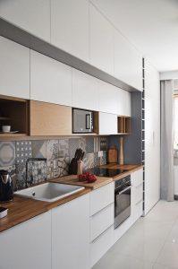 Küçük Mutfaklar İçin Dekorasyon Önerileri 34
