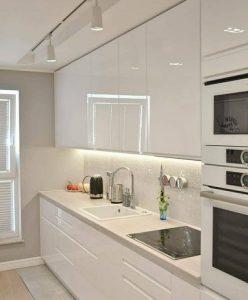 Küçük Mutfaklar İçin Dekorasyon Önerileri 35