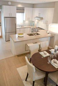 Küçük Mutfaklar İçin Dekorasyon Önerileri 9