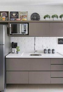Küçük Mutfaklar İçin Dekorasyon Önerileri 39