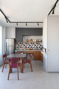 Küçük Mutfaklar İçin Dekorasyon Önerileri 42