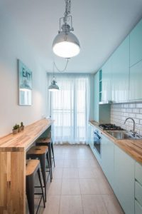 Küçük Mutfaklar İçin Dekorasyon Önerileri 43