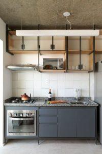 Küçük Mutfaklar İçin Dekorasyon Önerileri 47