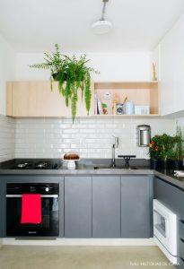 Küçük Mutfaklar İçin Dekorasyon Önerileri 48