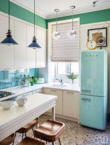Küçük Mutfaklar İçin Dekorasyon Önerileri 49