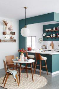 Küçük Mutfaklar İçin Dekorasyon Önerileri 50