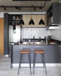 Küçük Mutfaklar İçin Dekorasyon Önerileri 51