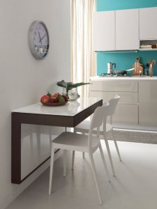 Küçük Mutfaklar İçin Dekorasyon Önerileri 52