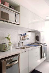 Küçük Mutfaklar İçin Dekorasyon Önerileri 12
