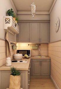 Küçük Mutfaklar İçin Dekorasyon Önerileri 13