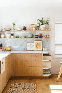 Küçük Mutfaklar İçin Dekorasyon Önerileri 14