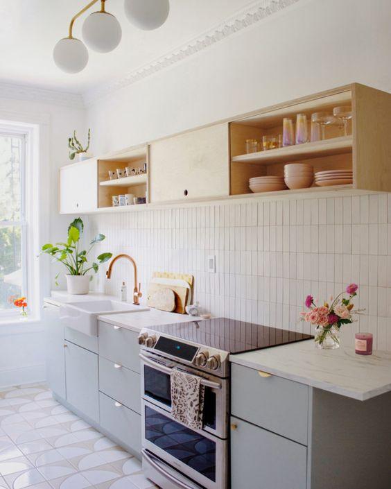 Küçük Mutfaklar İçin Dekorasyon Önerileri 5