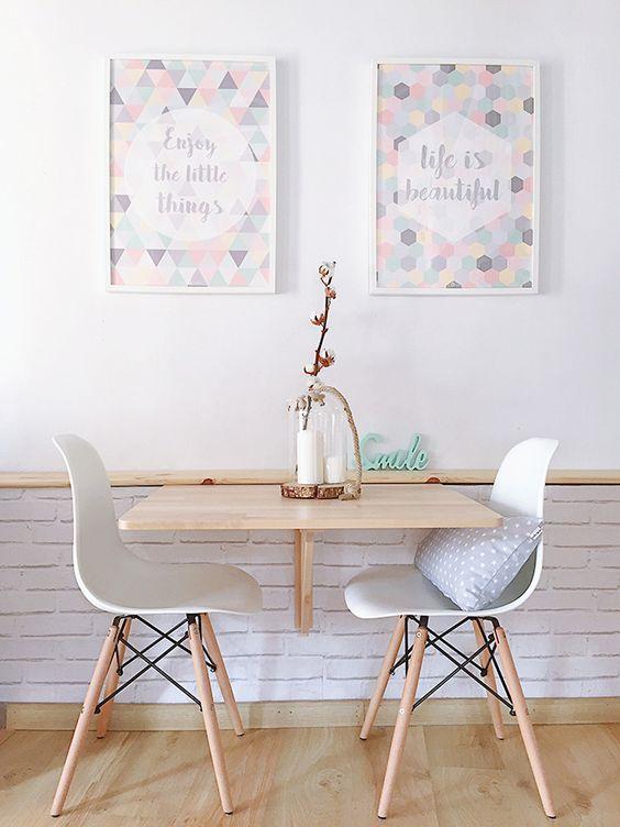 Küçük Mutfaklar İçin Dekorasyon Önerileri 6