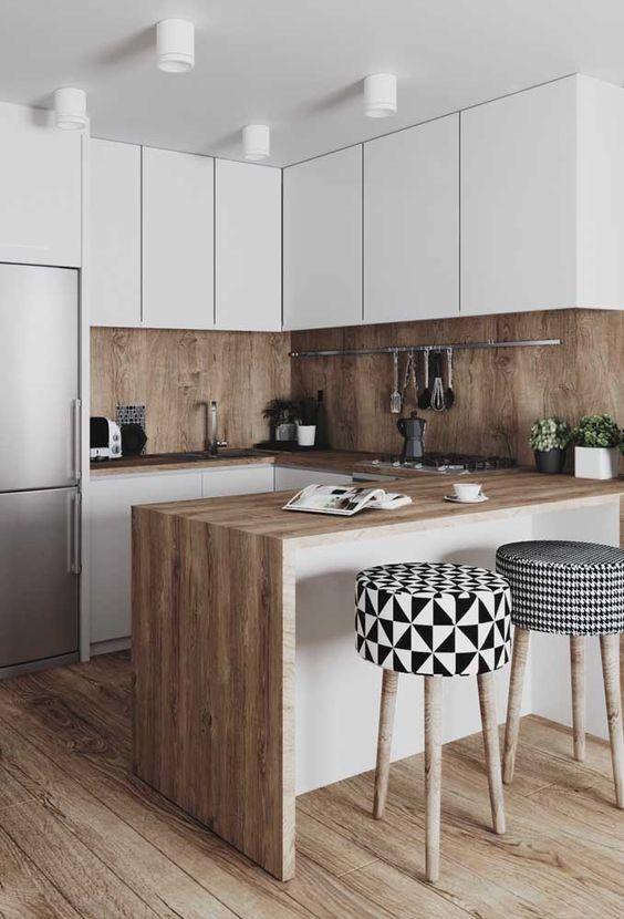 Küçük Mutfaklar İçin Dekorasyon Önerileri 2