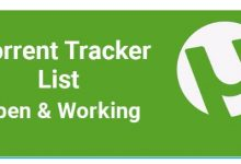 2020 - 2021 Yeni Torrent Tracker Listesi - En Hızlı Trackerler 5