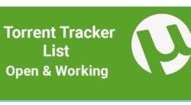2020 - 2021 Yeni Torrent Tracker Listesi - En Hızlı Trackerler 17