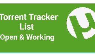 new-torrent-tracker-list-2020