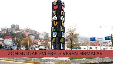 Zonguldak Evlere Ek İş Veren Firmalar - Ekiş İlanları 2020 1