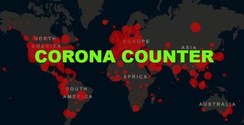 Corona Counter - Covid-19 Counter Kaynakları 1