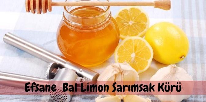 Bal, Limon, Sarımsak ve Karbonat Mucizesi 1