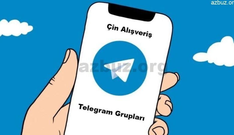 Çin Ticaret Telegram Grup Linkleri Aliexpress Banggood vs 1