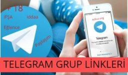 2020 Telegram Grupları +18, İfşa, İPTV, 1