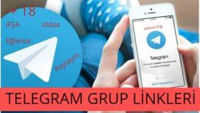 2020 Telegram Grupları +18, İfşa, İPTV, 4