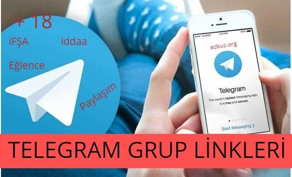 Güncel Telegram Grupları 2
