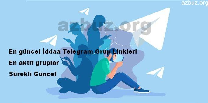 İddaa Bahis Telegram Grupları 2020 2