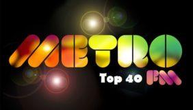 Metro FM TOP40 List Ağustos 2020 3