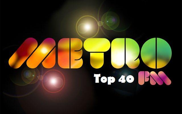 Metro FM TOP40 List Ağustos 2020 1