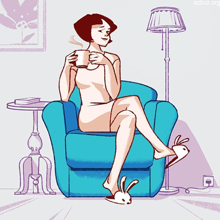 Oturma Biçiminiz Kişiliğiniz Hakkında Çok Şey Anlatabilir 3