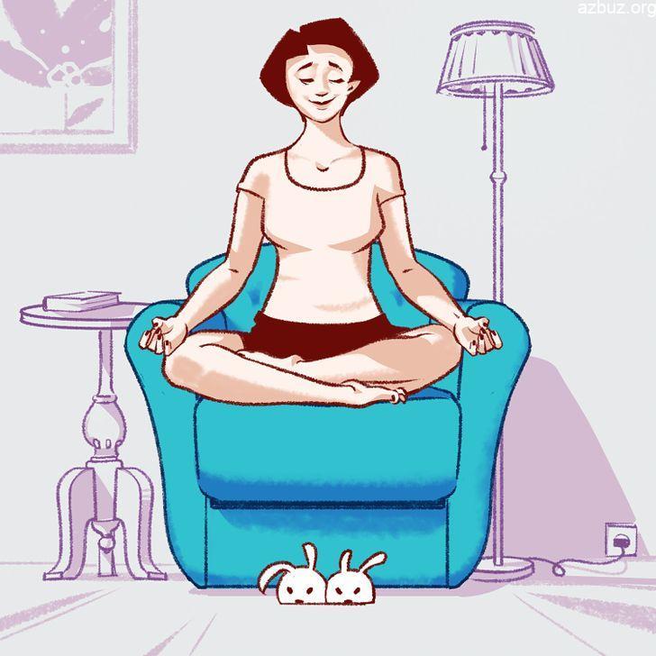 Oturma Biçiminiz Kişiliğiniz Hakkında Çok Şey Anlatabilir 5