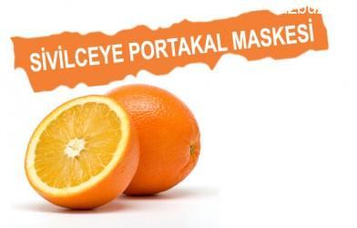 Portakal Yağı ile Sivilcelere Son! 1