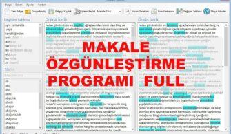 redax-makale-sinleme-prgrami