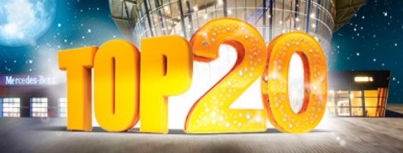 Kral Pop20 Listesi Ağustos 2020 2