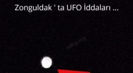 Zonguldak Semalarında UFO Görüldü mü ? 2