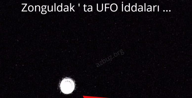 Zonguldak Semalarında UFO Görüldü mü ? 1