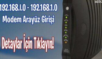 192.168.1.0-modem-arayuz-giris