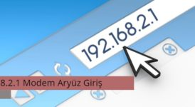 192.168.2.1 Login Admin Giriş Ayarları 3
