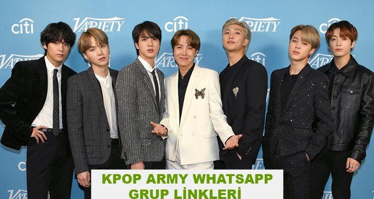 BTS Army Fun WhatsApp Group Linkleri 2020 1