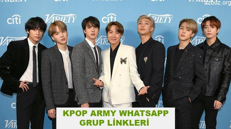 BTS Army Fun WhatsApp Group Linkleri 2021 1